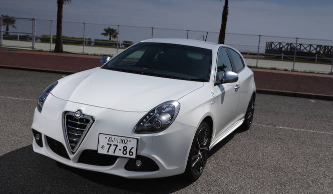 最強のアルファ ジュリエッタに試乗|Alfa Romeo