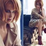 JIMMY CHOO ニコール・キッドマンを起用した広告キャンペーン