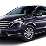 Bクラスに特別装備を施した限定車|Mercedes-Benz