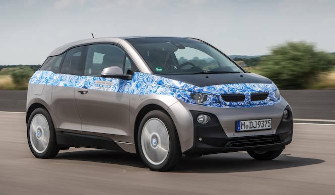 BMW i3 の詳細を公開 BMW