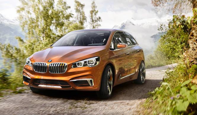 BMW アウトドア向けPHEVを公開|BMW