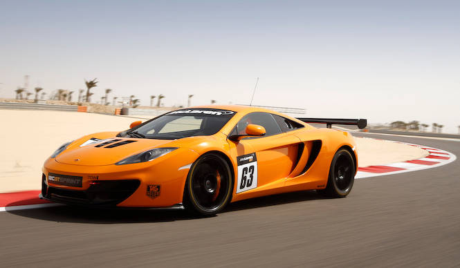 マクラーレン12Cにサーキット専用の12C GT スプリント|McLaren