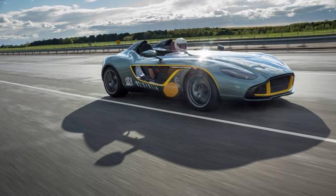 アストンマーティン グッドウッドの参加車両を発表|Aston Martin
