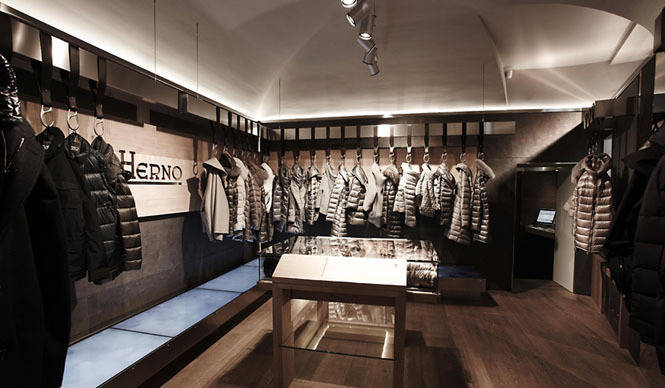 HERNO|美しいアウターを揃える「ヘルノ青山店」今秋オープン