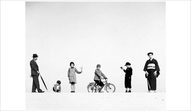 ART|植田正治生誕100年特別企画展「SHOJI UEDA:DUNES」