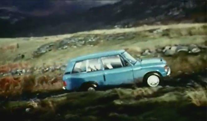 ランドローバーの65年|Land Rover