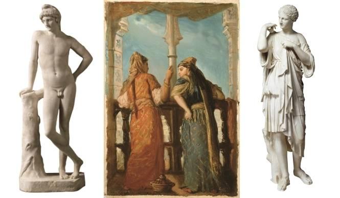 ART 『ルーヴル美術館展-地中海 四千年のものがたり-』