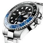 ROLEX|ブルー&ブラックのベゼルが眩しい「GMT マスターII」