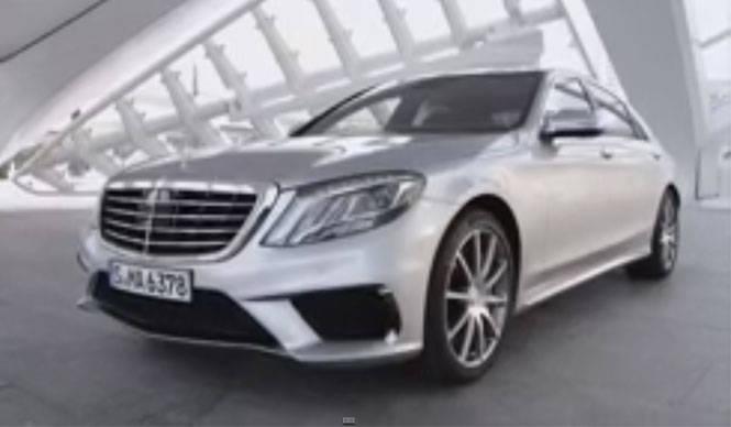 姿をあらわしたS 63 AMG|Mercedes-Benz