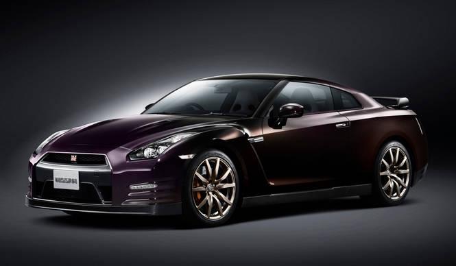 GT-Rに特別限定車 スペシャルエディション登場|Nissan