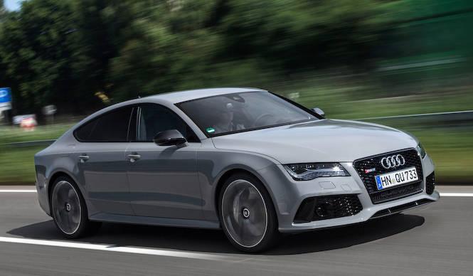 アウディ RS7 スポーツバック の価格と追加情報を公開|Audi
