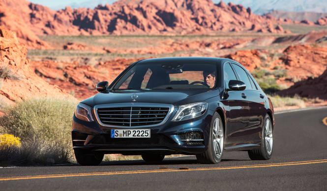 メルセデス・ベンツ Sクラス ドイツで発売|Mercedes-Benz