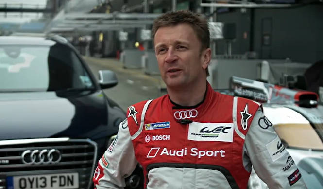 ル・マンドライバーによる アウディ SQ 5 インプレッション|Audi