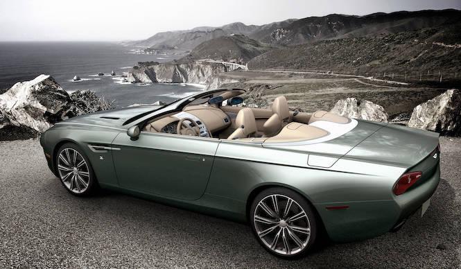 アストンマーティン100周年を記念した特別なザガート|Aston Martin