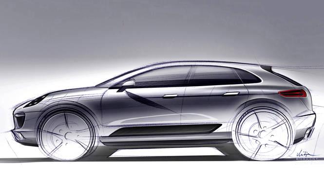 ポルシェ マカン 12月に生産開始|Porsche
