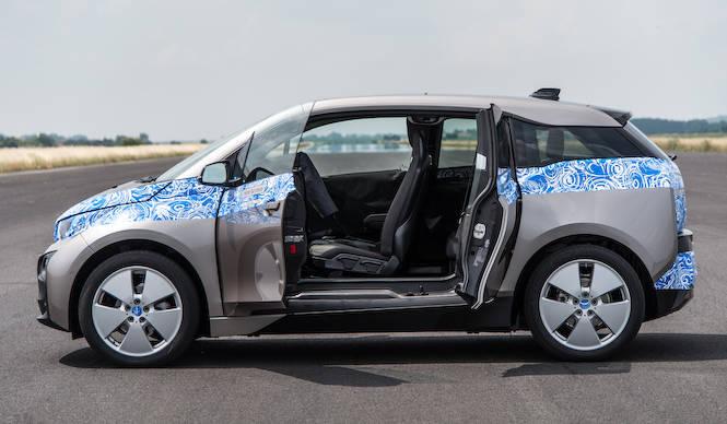 BMW i3の価格発表|BMW