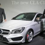CLAクラス 日本発売|Mercedes-Benz