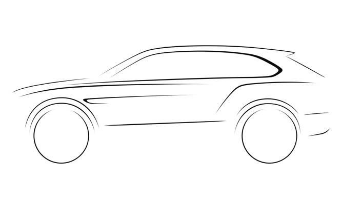 ベントレーのSUVにGOサイン|Bentley