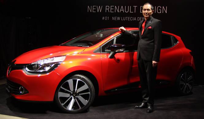 ルノー ルーテシア 日本上陸|Renault