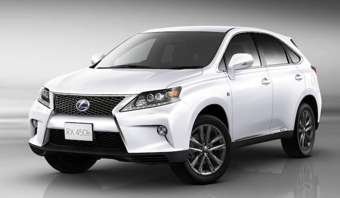 レクサス RX 仕様を一部改良|Lexus