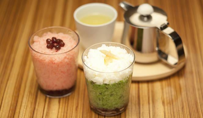 EAT|夏の暑さをしのぐ、虎屋菓寮のかき氷を召し上がれ