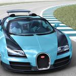 往年の名ドライバーの名を冠したヴェイロン|Bugatti