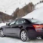 クアトロポルテのV6とAWDモデルを日本導入|Maserati