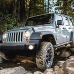 ルビコン誕生10周年を祝う100台限定モデル|Jeep