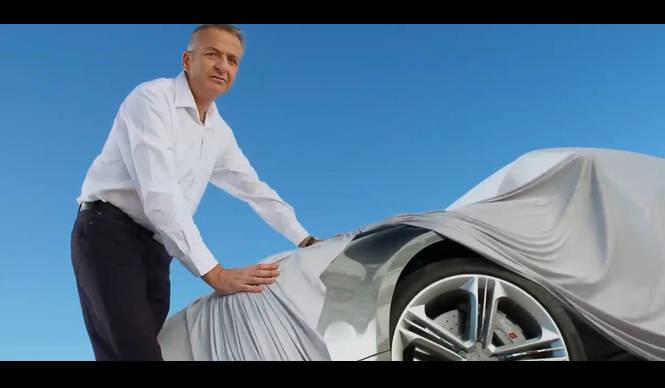 アウディ、ニューモデルを予告|Audi