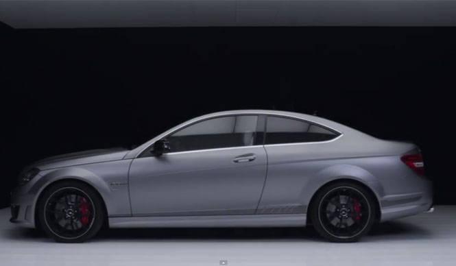 C 63 AMG エディション 507 日本上陸 Mercedes-Benz