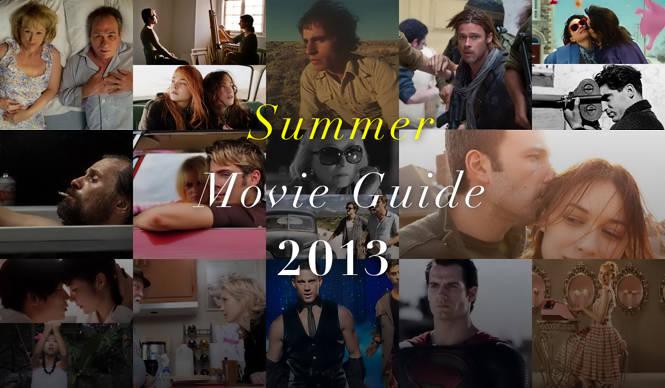 特集|Summer Movie Guide 2013~夏休み映画ガイド~