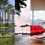 TRAVEL|バカンス気分を味わえる週末ホテル10選