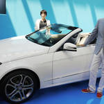 Eクラス クーペ & カブリオレ 日本発売|Mercedes-Benz