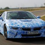 BMW i8 の情報を公開|BMW