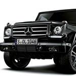 メルセデス・ベンツ G550の装備を充実|Mercedes-Benz