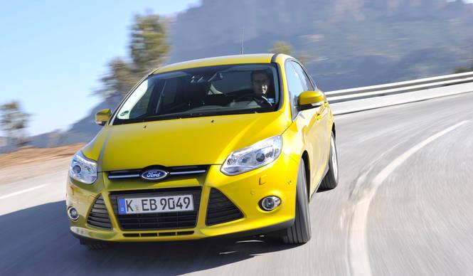 フォードの1リッターエコブーストが快挙|Ford