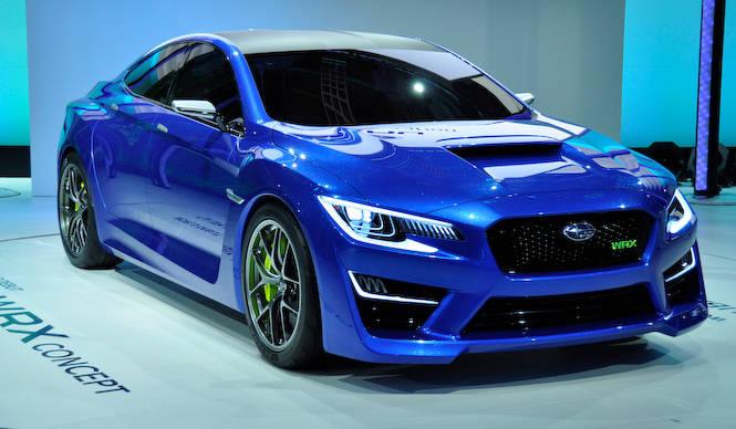 スバル、フランクフルトの出展概要を発表|Subaru