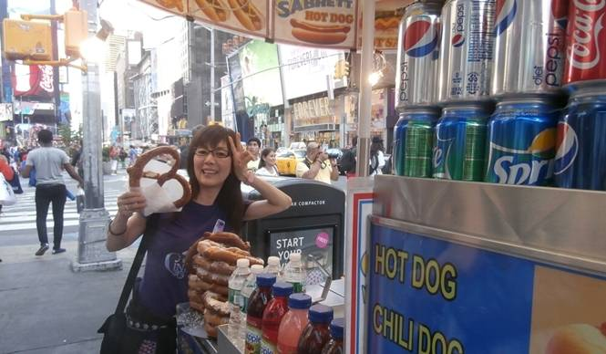 戸田恵子|7泊8日のニューヨーク・ブロードウェイ三昧の旅