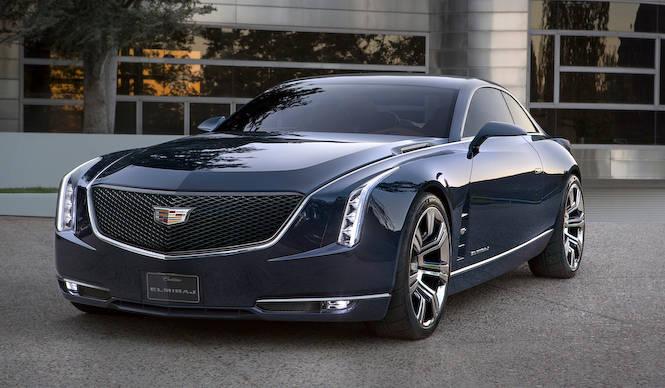 キャデラックのフルサイズクーペ コンセプト|Cadillac