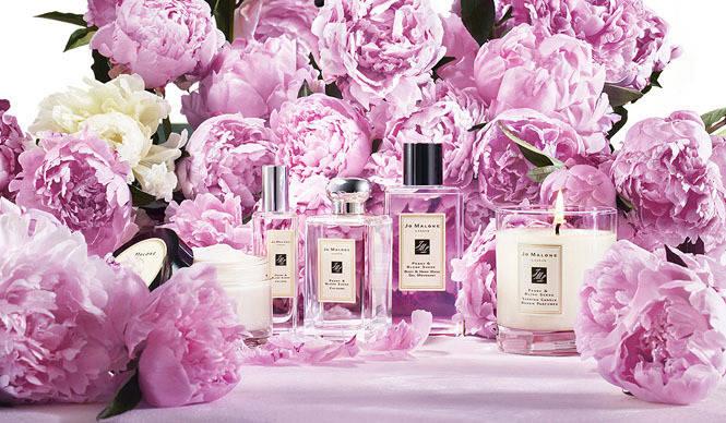JO MALONE LONDON|柔らかく官能的な香りの新作「ピオニー & ブラッシュ スエード」