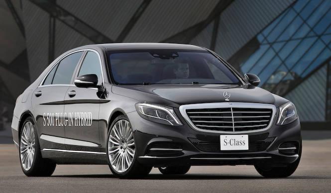 1リッターで33.3km走るSクラス Mercedes-Benz