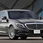 1リッターで33.3km走るSクラス|Mercedes-Benz