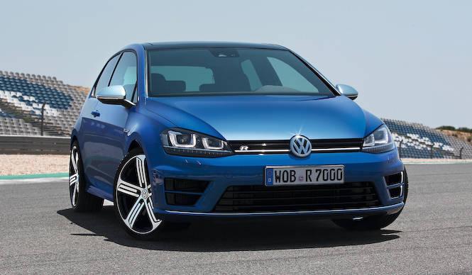 新型ゴルフにもっとも過激な「R」登場|Volkswagen