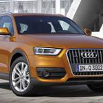 アウディ Q3の装備をアップグレードして発売|Audi