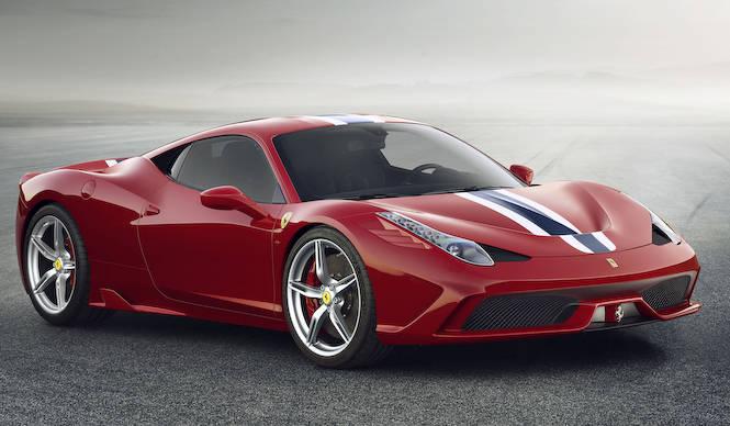 究極の458、スペチアーレ登場|Ferrari