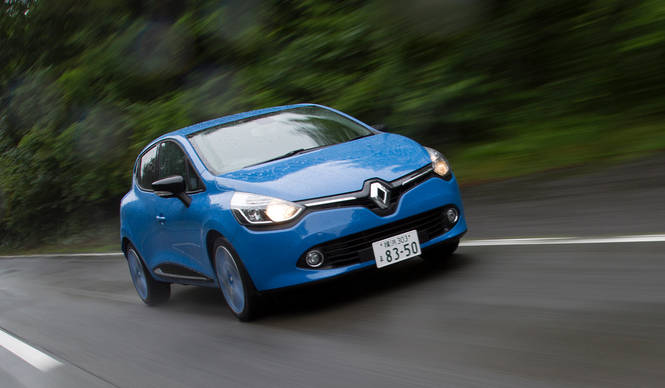 ルノー ルーテシアに国内で試乗|Renault