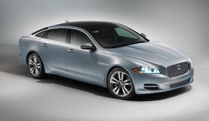 ジャガー XJがアップデート|Jaguar
