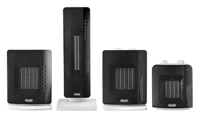 De'Longhi|冬の暖房 新型オイルヒーター含む 全6モデル発表