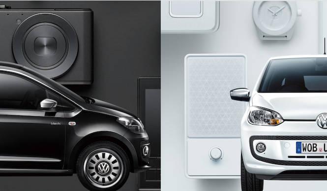 up!にモノトーンの特別仕様車|Volkswagen