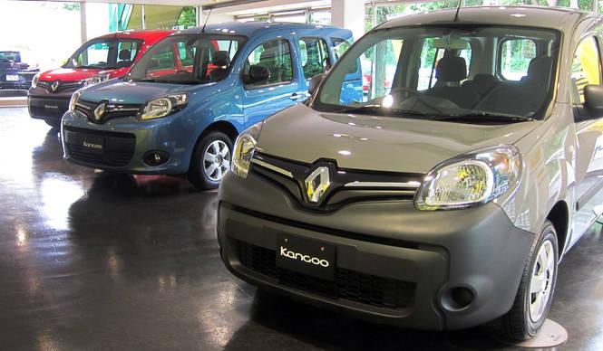 ルノー カングーがフロントデザインを一新|Renault